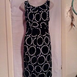 Motherhood Maternity Polkadot Dress